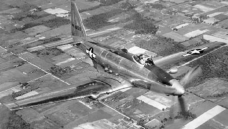 Cours d'histoire avions US exotiques  P75-5