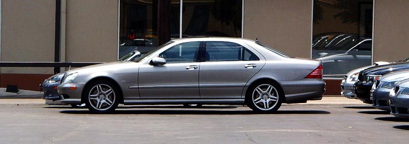 Mercedes benz for 2005 mercedes benz s55 amg